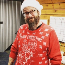 Coop keeping it Christmas 🎄happy holidays everyone! #yqr #regina #Christmas #happyHolidays #hohoho