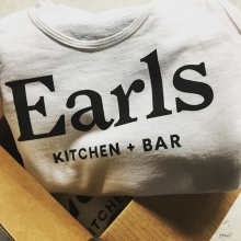 Tanks tops for @earlsviceast hot off the press. #yqr #regina #saskatchewan  #sask #earlsviceast #tshirtPrinting #customTshirts #tankstops