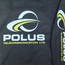 Supplied hoodies! #hoodies #bunnyhug #polus #telecommunication