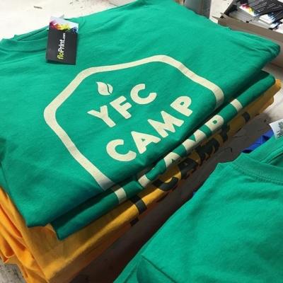 T shirt printing for Vancouver t shirt printing